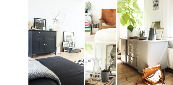Header_Amsterdams apartement vintage style_Interieurstyling © Studio Nest_2