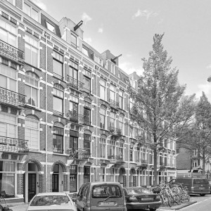 Work in progress: Interieuradvies Tweede Helmerstraat Amsterdam